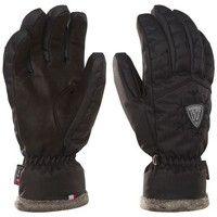 Clothes accessories Women Gloves Rossignol 1907 W Ouka Impr G RL2WG19-200 black