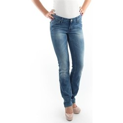 Clothing Women Slim jeans Lee Marlin Slim Straight L337OBDJ blue