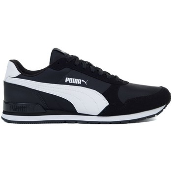 Shoes Men Low top trainers Puma ST Runner V2 NL Black