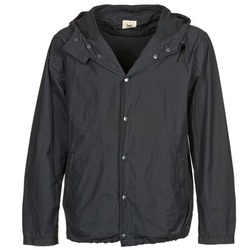 Clothing Men Jackets Lee LIGHTWEIGHT Black