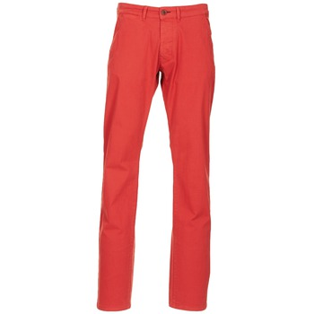 Clothing Men chinos Jack & Jones BOLTON DEAN ORIGINALS Red