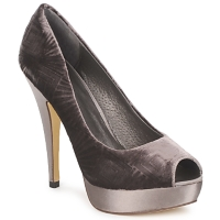 Shoes Women Heels Menbur FAIRBANKS Brown