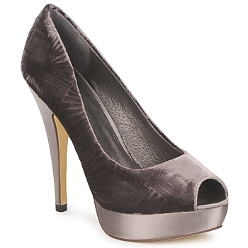 Shoes Women Heels Menbur FAIRBANKS Brown