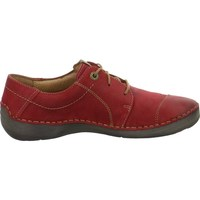 Shoes Women Low top trainers Josef Seibel Fergey 20 Red