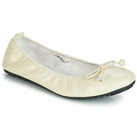 Shoes Women Flat shoes Mac Douglas ELIANE Ecru