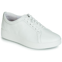 Shoes Women Low top trainers FitFlop RALLY SNEAKER White