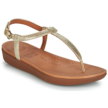 Shoes Women Sandals FitFlop TIA Gold