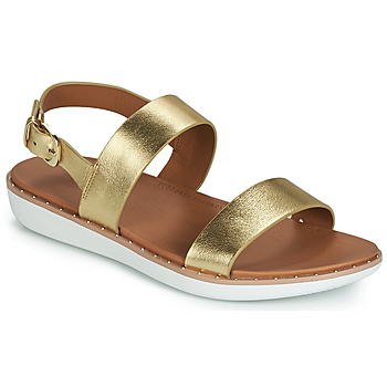Shoes Women Sandals FitFlop BARRA Gold