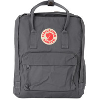 Bags Women Rucksacks Fjallraven Kånken by   grey backpack Grey