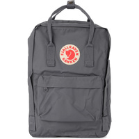 Bags Women Rucksacks Fjallraven Kånken grey backpack by   15'' Grey