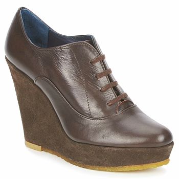Shoes Women Shoe boots Castaner FUSTA Brown