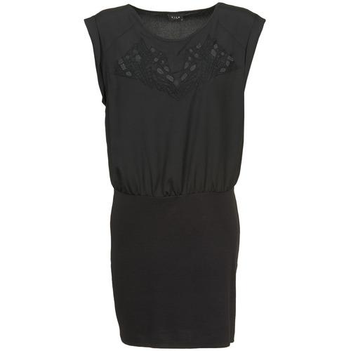 Clothing Women Short Dresses Vila VIHAMIN Black