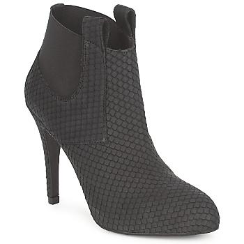 Shoes Women Ankle boots Frida CASTRIL Black