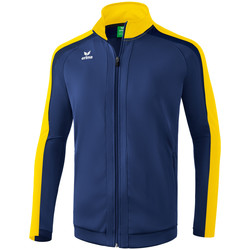 Clothing Men Track tops Erima Veste entrainement  Liga 2.0 curaçao/blanc