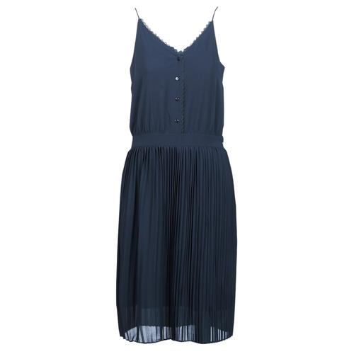 Clothing Women Short Dresses Betty London KORI Marine