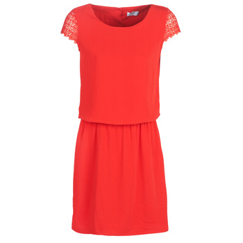 Clothing Women Short Dresses Betty London KOR Red