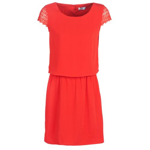 Clothing Women Short Dresses Betty London KOR Red