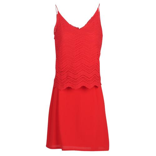 Clothing Women Short Dresses Betty London KULIA Red