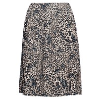 Clothing Women Skirts Betty London J.WILD TIME Beige / Black