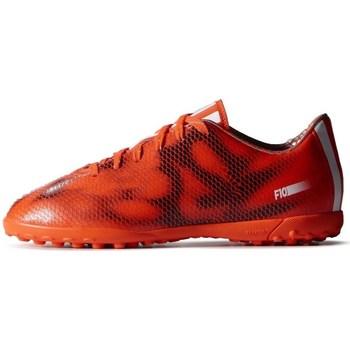 Shoes Children Football shoes adidas Originals F10 TF J Black