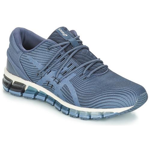 Shoes Men Low top trainers Asics GEL-QUANTUM 360 5 Blue