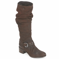 Shoes Women High boots Rew Dream HYGIE Brown