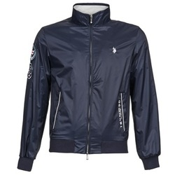 Clothing Men Jackets U.S Polo Assn. PLAYER MARINE