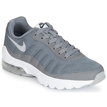 Shoes Boy Low top trainers Nike AIR MAX INVIGOR GS Grey