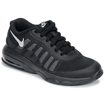 Shoes Children Low top trainers Nike AIR MAX INVIGOR PS Black