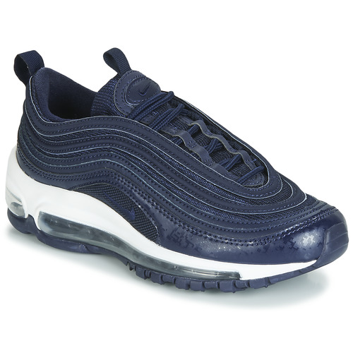 Shoes Boy Low top trainers Nike AIR MAX 97 GS Blue
