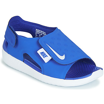 Shoes Boy Sandals Nike SUNRAY ADJUST 5 Blue