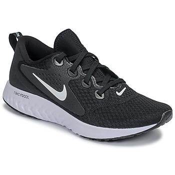 Shoes Women Running shoes Nike REBEL REACT Black / White