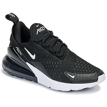 Shoes Women Low top trainers Nike AIR MAX 270 W Black / White